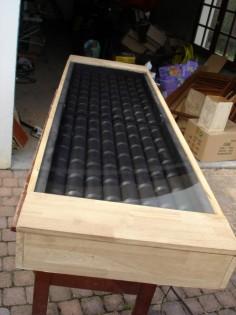 Construire son propre panneau solaire