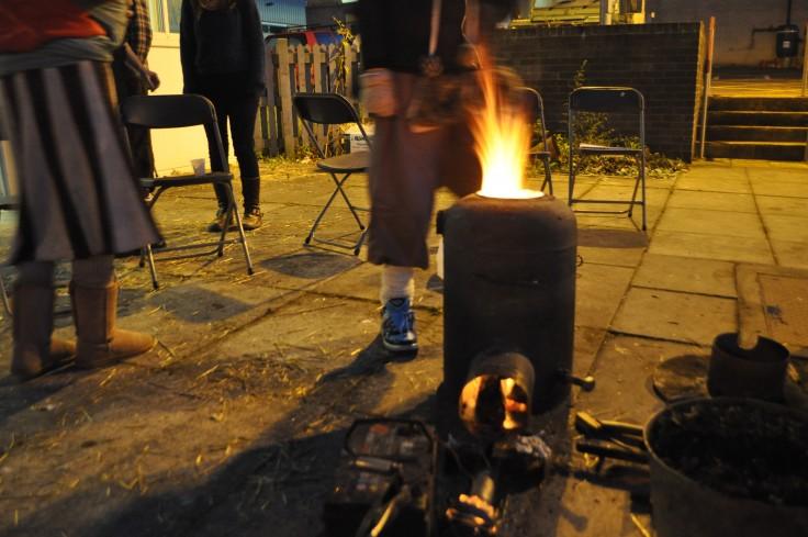 rocket-stove