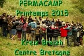PERMACAMP - Coopérative Permacole Bretonne - Printemps 2015