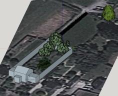essai de modélisation 3D