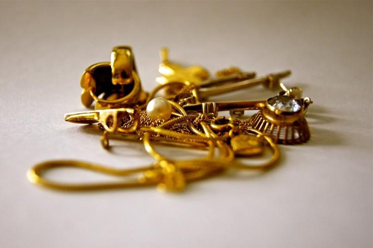 reconnaitre de l'or