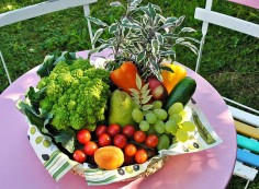 Manger des fruits et légumes de saison