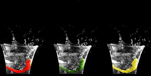 Faire de l'élixir avec de l'eau