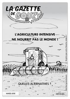 La Gazette de Gouzy - Mars 2015