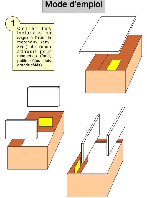 construire un four solaire (4)