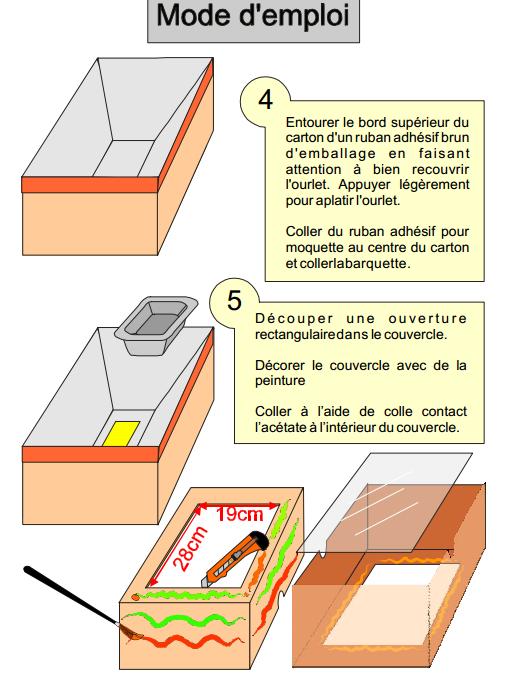 construire un four solaire (6)