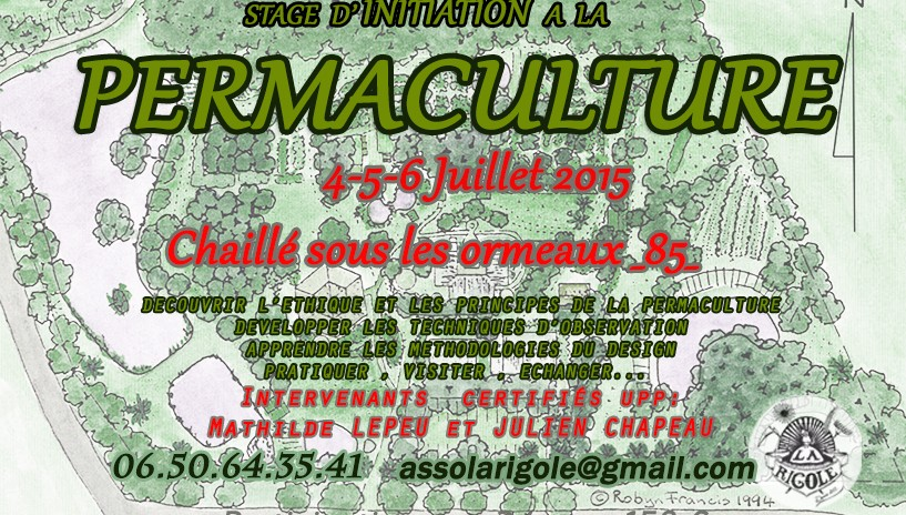 Stage d' introduction à la permaculture
