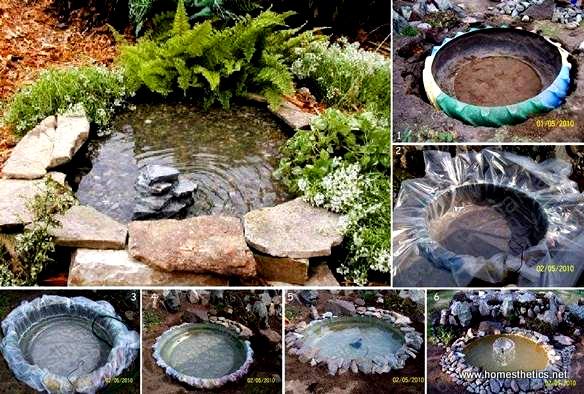 etang piscine vieux pneus (2)