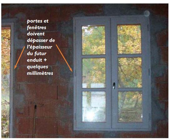 couper gond fenêtres