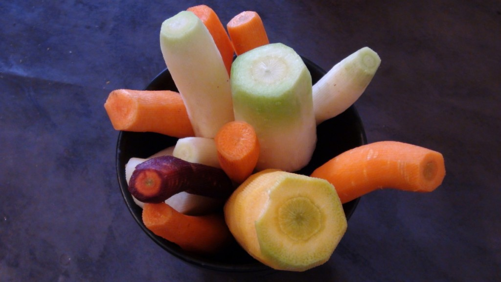 legumes racines riches en vitamines et mineraux