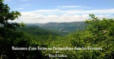 Naissance d'une ferme philosophique en permaculture dans les Cévennes