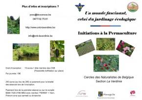 initiations à la permaculture