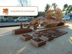 La Marcotte - Projet de ferme urbaine