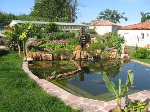 bassin de 12000 litres