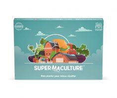 Supermaculture, le premier jeu de société coopératif à la découverte de la permaculture